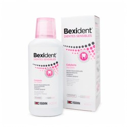 ISDIN Bexident Colutorio Dientes Sensibles 500 ml