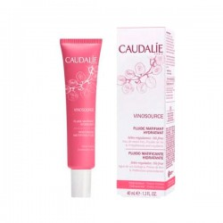 CAUDALIE Vinosource Fluido Matificante Hidratante 40 ml