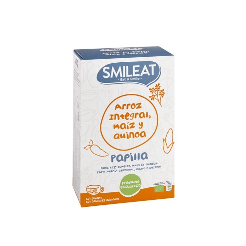 SMILEAT PAPILLA 5 CEREALES 230G