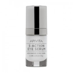 APIVITA 5-ACTION EYE SERUM 15 ML