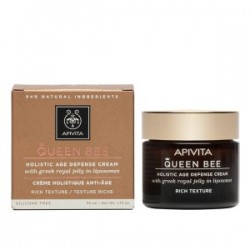 APIVITA QUEEN BEE CREMA HOLISTICA TEXT. RICA 50 ML