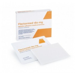 FLECTORMED 180 MG 7 APOSITOS ADHESIVOS