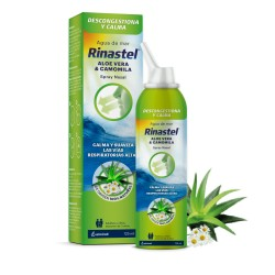 RINASTEL ALOE VERA & CAMOMILA 1 SPRAY NASAL 125 ml