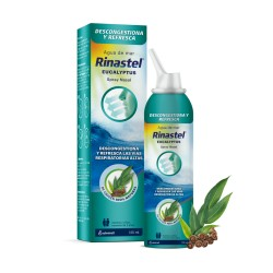 RINASTEL EUCALYPTUS 1 SPRAY NASAL 125 ML