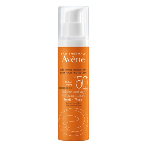 AVENE SOLAR ANTIEDAD SPF 50+ COLOR 1 ENVASE 50 ml